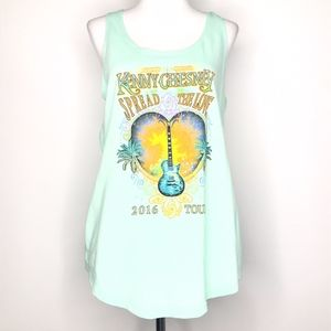 Kenny Chesney Spread the Love Concert Tank A150754